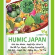 Phân bón Humic Japan
