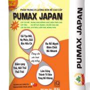 Pumx Japan-nguồn trung vi lượng cần thiết cho cây trồng